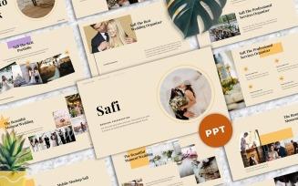 Safi - Wedding