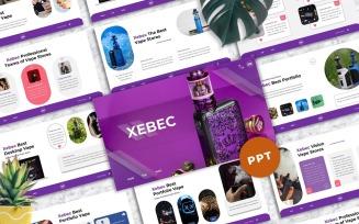 Xebec - Vape Shop