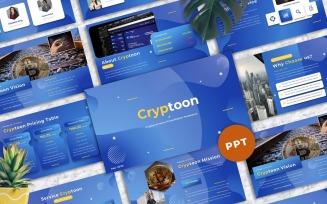 Cryptoon - Cryptocurrency