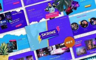 Skrine - Music Festival