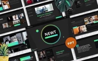 Newt - Company Profile