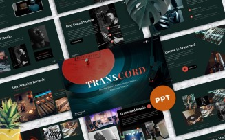 Transcord - Recording Studio