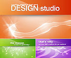 Web design Flash Intro  Template 15414