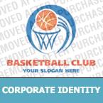 Sport Corporate Identity Template 15491