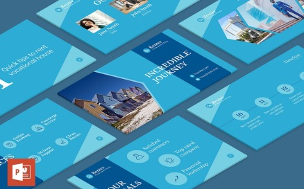 Vacation Rental Presentation PowerPoint Template