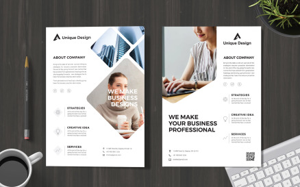 Minimal Business Corporate Identity