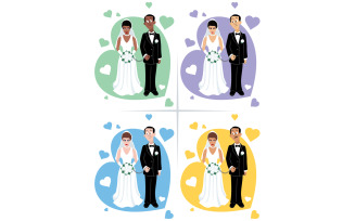 Wedding Ceremony Set