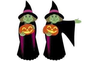 Witch - Illustration