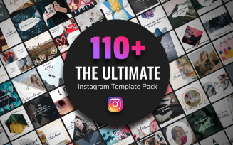 Ultimate Instagram Post Social Media Template