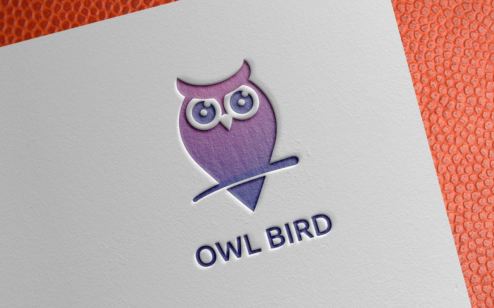 Owl Knowledge Wisdom Template de Logotipo №154793