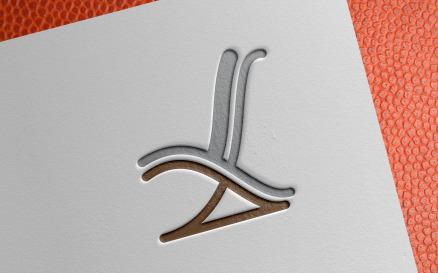 Simple Home Interior Logo Template