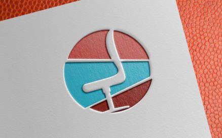 Simple Home Chair Logo Template