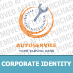 Cars Corporate Identity Template 15542