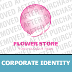 Flowers Corporate Identity Template 15545