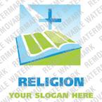 Religious Logo  Template 15548