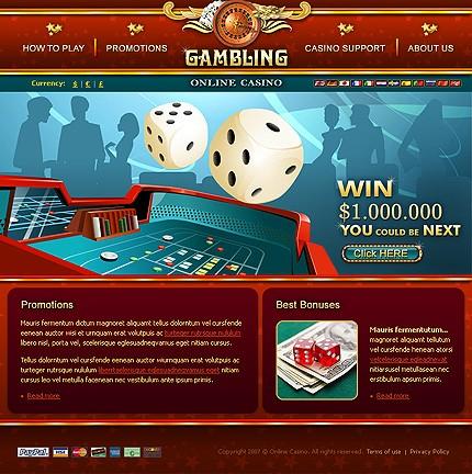casino support