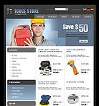 Kit graphique outils et équipements 15596