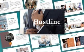Hustlinc Business Presentation
