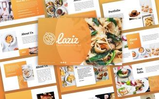 Laziz Food Presentation