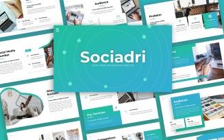 Sociadri Social Media Presentation