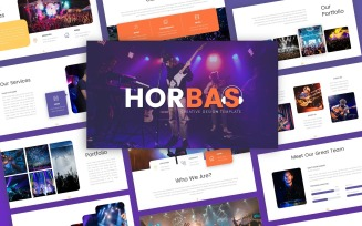 Horbas Music Presentation
