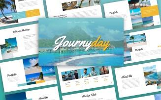 Journyday Traveling Presentation
