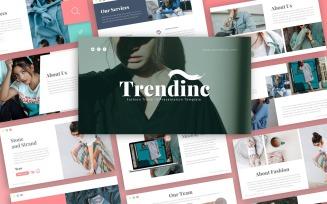 Trendinc Fashion Presentation