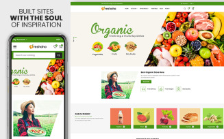 Freshoho - Vegetables & Fruits Premium Shopify Theme