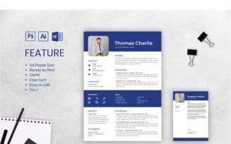Cv Resume Thomas Challie
