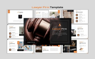 Lawyer Firm - Creative Business