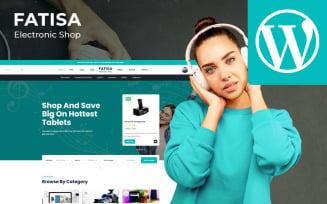 Fatisa - Electronics WooCommerce Theme
