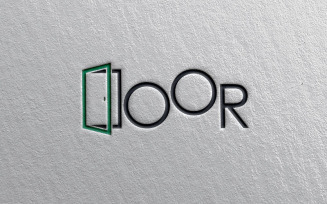 DOOR Logo Template