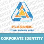Corporate Identity Template 15624