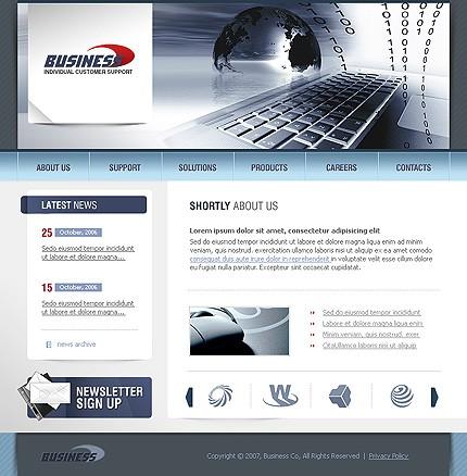 Website Template #15645