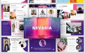 Keynote Presentation Template - NEVARIA