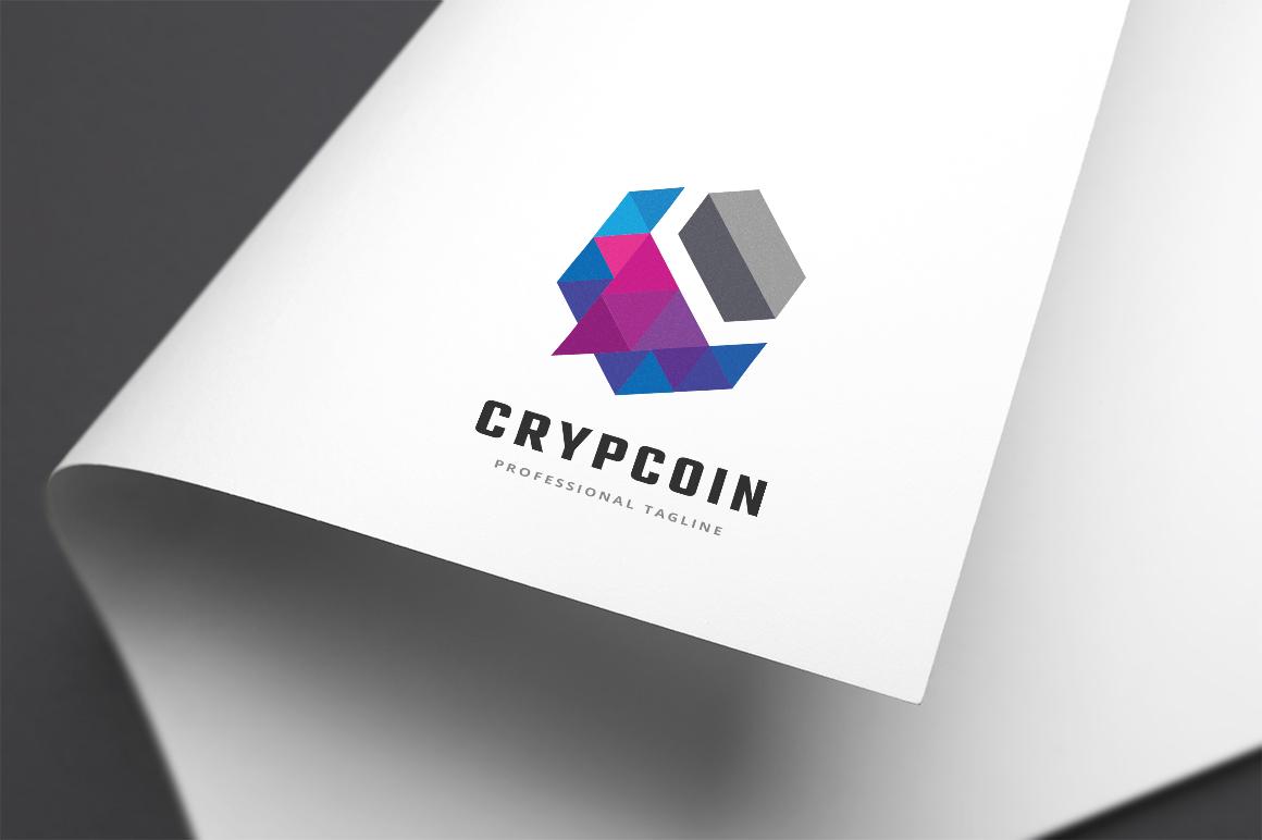 Crypto Coin Template de Logotipo №156010