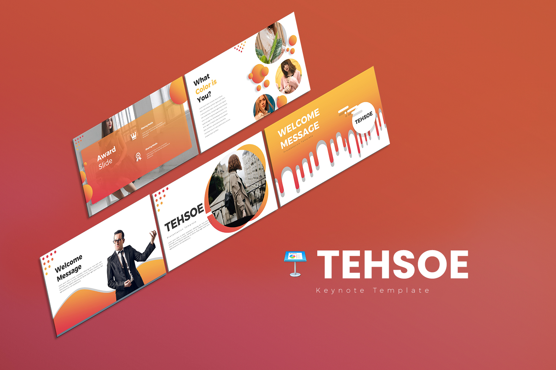"Tema Keynote #156099 ""Tehsoe"""