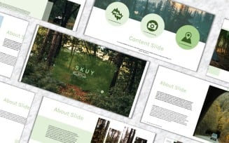 Skuy PowerPoint Template