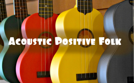 Acoustic Positive Folk Stock Music