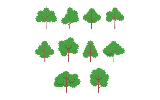 Simple Green Tree