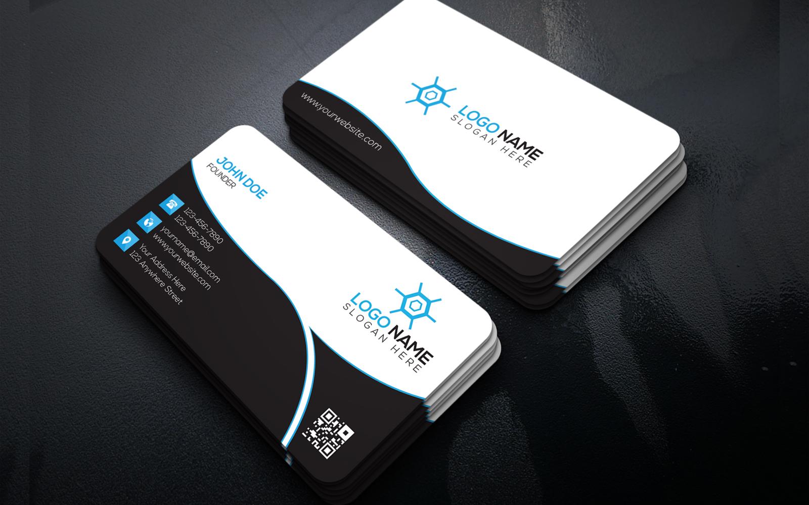 """Šablona firemního stylu """"Business Card Design"""" #156360"""