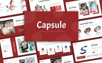 Capsule Medical Presentation