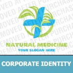 Medical Corporate Identity Template 15701