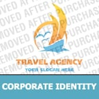 Travel Corporate Identity Template 15702