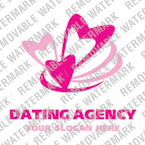 Dating Logo  Template 15712