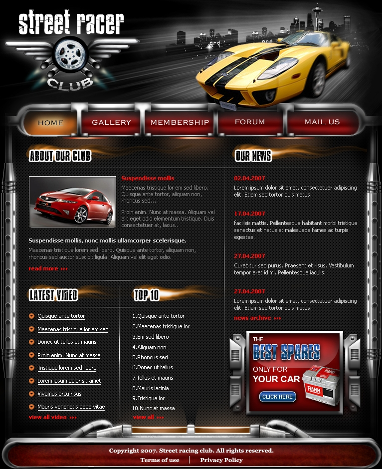 auto racing dating site Meet other singles who share your enthusiasm for auto racing  utilizing our  state-of-the-art mobile dating features, search, and communication tools  at a  motorsports event together rather than at the movies, then we've got the site for  you.