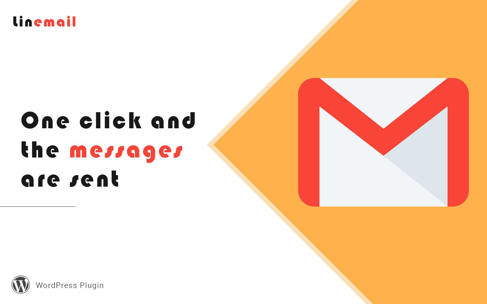 "Template Plugin per WordPress #157399 ""Linemail - E-mail Newsletter"""