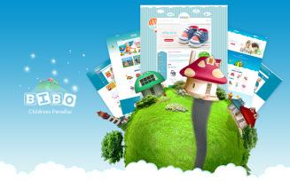 BiboMart - Baby & Kids Store