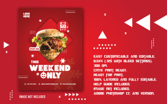 Weekend Sale Promotional Offer