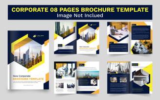 Multipage Bifold Brochure